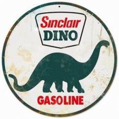 sinclaire dino gasoline  17,5 cm
