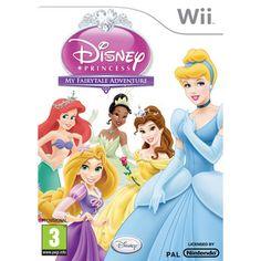 Disney Princess Wii Game