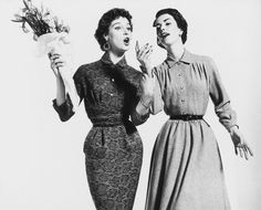 1950's Women's Fashion