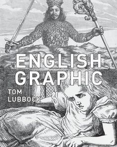 WIN THIS BOOK!  English Graphic By Tom Lubock