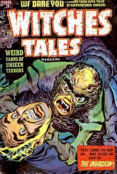 Horror Comics | ART: Great Horror Comic Book Covers! | Ghost Radio