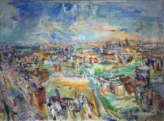 Oskar Kokoschka,  Berlin – 13. August 1966, Vienna, Leopoldmuseum _____________________________ Oskar Kokoschka,    Berlin – 13. August 1966