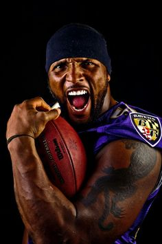 Ray Lewis #52 Baltimore Ravens ♥