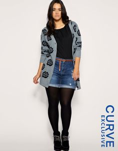 plus size shorts and tights
