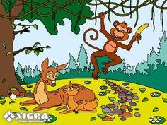 Игра Разукрась джунгли прохождение