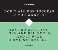Quote by David Frost