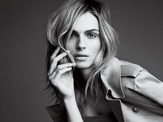 Andreja Pejic Vogue Demarchelier
