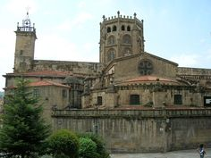 Places to see in ( Galicia - Spain ) Catedral de Ourense People Of The World, Kirchen, Spain Travel, Wanderlust Travel, World Traveler, Vacation Trips, Old World, Places To See, Traveling By Yourself