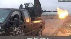 Plumber Trades In Truck, It Ends Up With ISIS, Now It Haunts Him