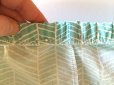 How to Sew an Elastic Waistband on Craftsy