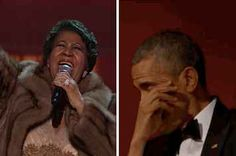 """Aretha Franklin Performing """"A Natural Woman"""" For Carole King Will Leave You Speechless...yeeeees!"""