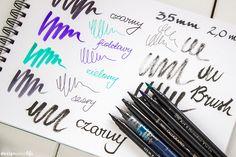 Hand lettering - Designyourlife.pl