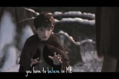 you have to believe in ME