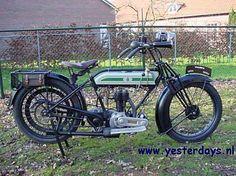 Triumph 1924 Model SD 550cc 1 cyl sv
