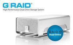 I need space lots of space!    G-Technology, G-RAID3 Quad Interface, Dual-Drive RAID Solutions