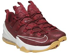 competitive price fdc2b 1afec Amazon.com   Nike Lebron XIII Low Mens Basketball Shoes   Basketball