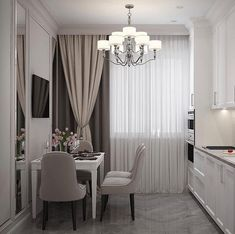 Home Decor Bedroom Apartment Interior, Home Interior, Home Living Room, Kitchen Interior, Interior Design Living Room, Living Room Designs, Living Room Decor, Deco Design, Küchen Design