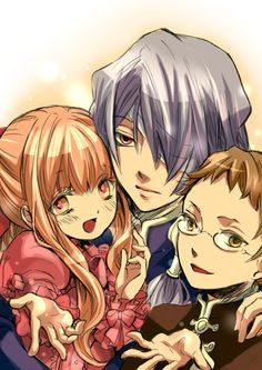 Sharon, Break & Reim | Pandora Hearts