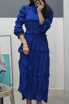 Girlish Frill Dress by LAGIRL at KOODING.com - Worldwide Shipping. Select Girlish Frill Dress size and color of your choice. Cheap and FREE shipping, and FREE return on high quality and exclusive styles!