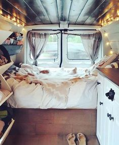 Camper Van Conversions That'll Inspire You To Hit The Road (10)