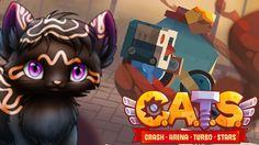 😺 C.A.T.S. Crash Arena Turbo Stars 😺 #63 : PRESTIGIO 2 + CHEST OPENING L...