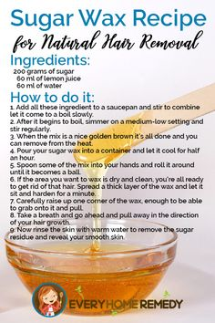 grow with sugar - sugar wax recipe for natural hair removal . - grow with sugar – sugar wax recipe for natural hair removal / A … - Natural Hair Removal, Hair Removal Diy, Natural Hair Styles, Sugaring Hair Removal, Homemade Hair Removal, Sugaring Vs Waxing, Permanent Hair Removal, At Home Hair Removal, Hair Removal Methods