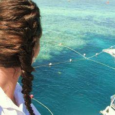 #greatbarrierreef #hardy #reef #reefworld #fantaseaadventurecruising #whitsundays #coral #Padgram