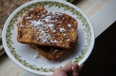 """With my last making of French Toast, curiosity took over and I just had to know the origins of this most delightful toast type. And part of me was thinking """"now is this really french?"""""""