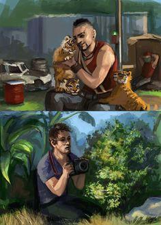 FC3 - Tiger cubs by DreamyArtistRoxy3 on DeviantArt
