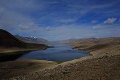 Lake Yashikul, Tajikistan I © Fergus Brooks / Flickr