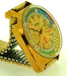 #5614 Wakmann Regate – John Walker American Spy watch – A Trebor's Vintage Watches
