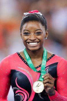 Simone Biles is quadruple golden at the 2014 World Gymnastics Championships! Congratulations Simone!