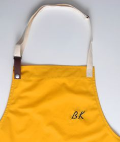 For #Mothersday we're offering complimentary monogram service on any #apron!