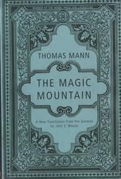 Whenever I'm asked what my favorite books are, I always recommend three: 3. the magic mountain by thomas mann