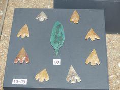 Musée de Carnac - Armatures Campaniforme | par Néolithique02