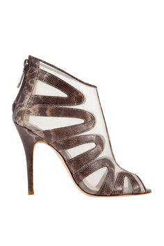 Monique Lhuillier spring 2014 shoes