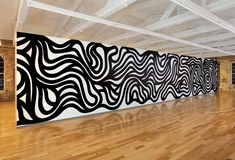 MASS MoCA :: Sol LeWitt :: Wall Drawing 999 ::: MASS MoCA has dozens of LeWitt's wall drawings installed.