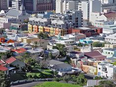 Bo-Kaap, Cape Town , via Flickr