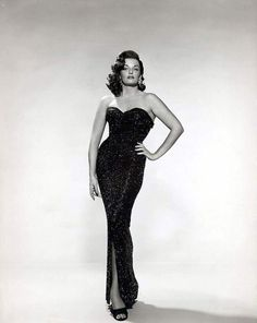 "myloveforjane: "" Before for Beyonce. Before Kim Kardashian…there was the original - the ONE AND ONLY JANE RUSSELL! """