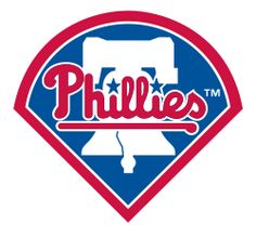 MLB Philadelphia Phillies Logo Pin: Show off your team pride with this MLB Logo Pin by Aminco. Each circle shaped lapel features team colored logo and team wordmark. MLB officially licensed and collectible item Philadelphia Phillies, Phillies Game, Phillies Baseball, Baseball Live, Baseball Season, Baseball Records, Phila Phillies, Sports Baseball, Decal