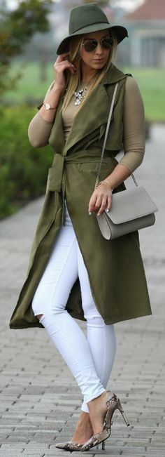 Fashion Trends Daily - 30 Great Fall Outfits On The Street 2015.