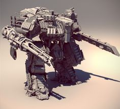 bassman5911:  LgT-64mc by Crashmgn LgT-64 (NATO reporting name: swashbuckler)  Type: Main battle mech Place of origin: Russia  In service...