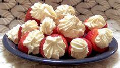 weight watchers low fat stuffed strawberries recipe