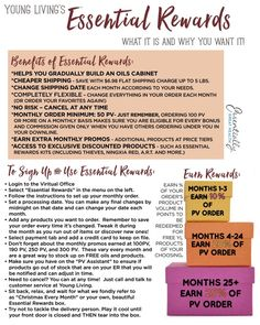 Essential Rewards Young Living, Young Living Business, Essential Oils 101, Lifestyle Changes, Aromatherapy, Flexibility, Essentials, Mini, Recipes
