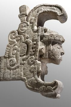 pre-hispanic:La Reina de UxmalMuseo Nacional de Antropología, Mexico – 2014. Photo Ignacio GuevaraThe Queen of Uxmal. This work, the Classic period ends, comes from Uxmal (Yucatán). The limestone sculpture -of 82 cm x 1.20 m- has been assigned for this exhibition by the National Museum of Anthropology in Mexico.