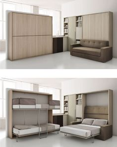 lit gain de place on pinterest canapes interieur and. Black Bedroom Furniture Sets. Home Design Ideas