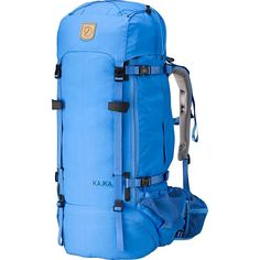 online shopping for Fjallraven - Men's Kajka 85 Backpack, UN Blue from top store. See new offer for Fjallraven - Men's Kajka 85 Backpack, UN Blue Hiking Backpack, Travel Backpack, Backpack Bags, Xiamen, Jogging, Fjallraven, Backpack Online, Wet And Dry, Gifs