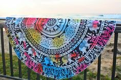 View a slide show of boho throws and mandala tapestries used to enhance the beauty of your home and add a unique dimension to your decor available from Tapestry Beach, Mandala Tapestry, Boho Inspiration, South Africa, Boho Fashion, Colour, Lifestyle, Live, Unique