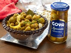 Make the Most Festive Appetizers with Olives | Goya Foods