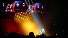 Queen + Adam Lambert - Somebody To Love live @ Helsinki Hartwall Arena 1...